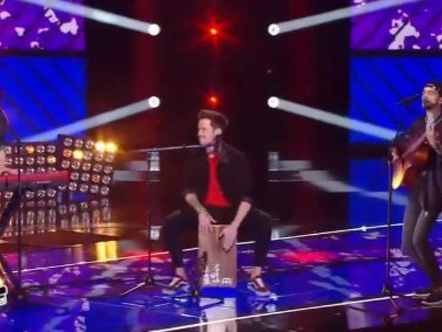 """VIDÉO. Les Arcadian divisent avec leur reprise de Maître Gims dans """"The Voice"""""""