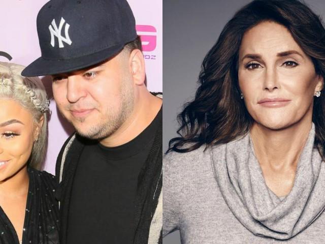 Blac Chyna enceinte de Rob Kardashian, Caitlyn Jenner réagit