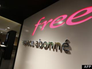 Une panne sur le réseau Free mobile a empêché les utilisateurs d'appeler ou de recevoir des appels