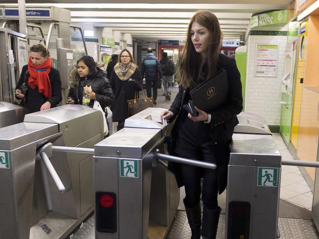 Valérie Pécresse annonce la fin du ticket de métro à Paris
