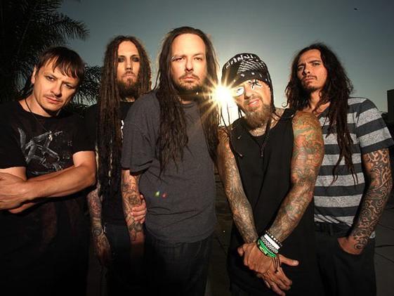 Un nouvel album pour Korn