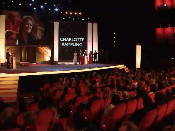 Cinéma : Palmarès du festival de Berlin 2015 dont Charlotte Rampling.