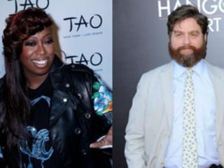 Missy Elliott vs Zach Galifianakis : zoom sur ces pertes de poids impressionnantes