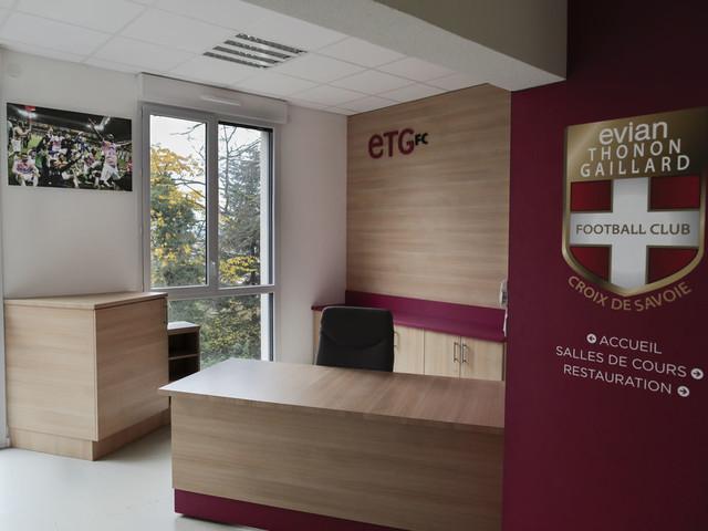 La descente aux enfers du club de foot d'Evian-Thonon-Gaillard