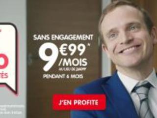 Promo forfait : NRJ Mobile baisse les prix de son forfait 20 Go