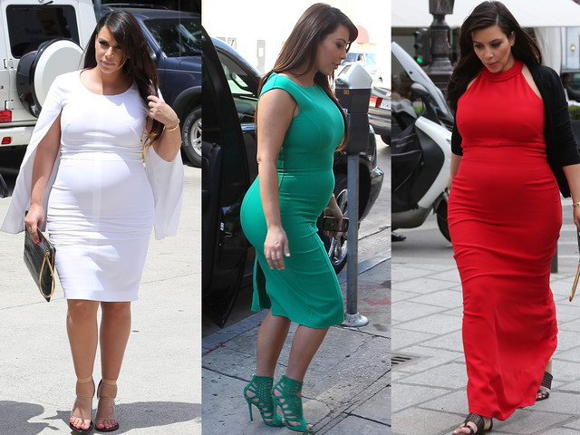 Kim Kardashian enceinte : quel style va-t-elle adopter pour sa seconde grossesse ?