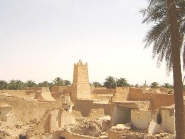 """La caravane """"Les ksour racontent"""" à Ouargla : voyage au cœur de l'histoire de la région de Oued Mya"""