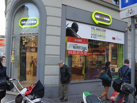 Le nordiste Tél and Com raccroche et va fermer ses 160 magasins en France