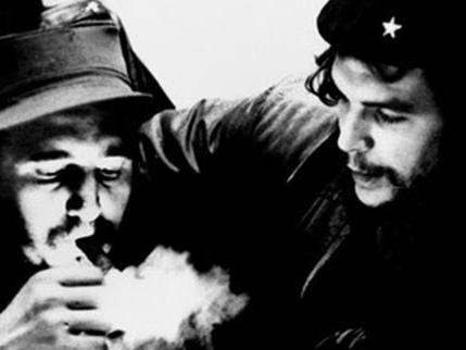Fidel Castro et le Che Guevara, deux visions pour une même révolution