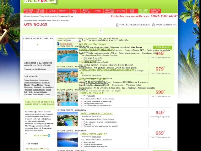 Sejour Vol Hotel Dubai