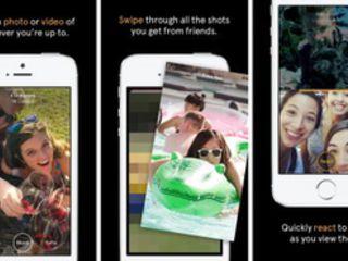 Le Snapchat de Facebook va et vient sur l'App Store