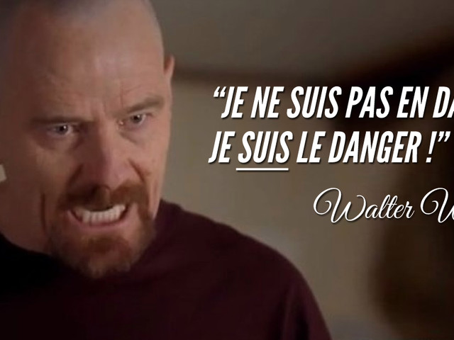 Top 12 des meilleures répliques de Walter White, alias Heisenberg dans Breaking Bad