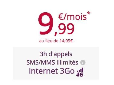 En recherche d'un forfait mobile 4G pas cher ? Voilà le bon plan du moment