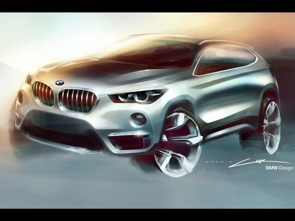 Le BMW X2 c'est pour bientôt !