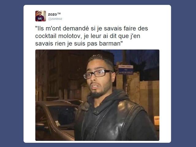 Top 15 des tweets qui se foutent allègrement de la gueule de Jawad, le mec qui hébergeait des terroristes sans le savoir