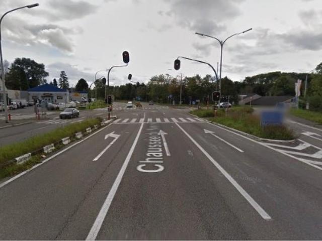 Accident mortel à Morlanwelz: deux tués au carrefour du Delhaize