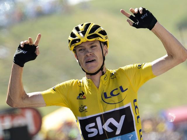 Tour de France 2015 : Froome écrase la concurrence à La Pierre-Saint-Martin