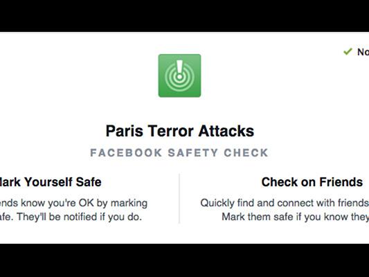 Les Libanais se demandent où est leur «Safety check» sur Facebook