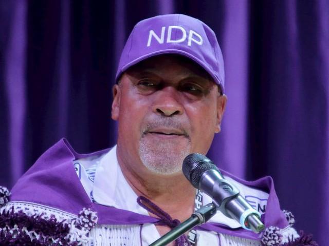Elections générales au Suriname