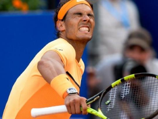 Tennis: Nadal gagne son 49e titre sur terre, record de Vilas égalé