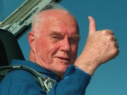 John Glenn, premier Américain à effectuer un vol en orbite autour de la Terre, est mort