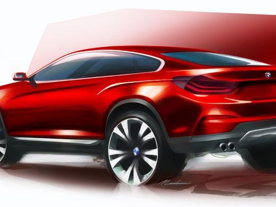 Le BMW X2 sera au Mondial de l'Auto