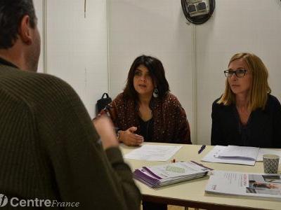 """Forum """"Intérim et handicap"""" à Ambert : """"L'attitude des entreprises a changé"""""""