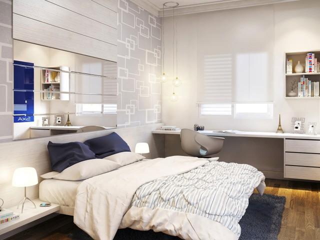 Chambre Adulte Decoration Scandinave