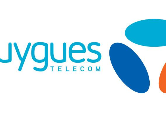 Bouygues Telecom Logo Bouygues Telecom Dépoussière