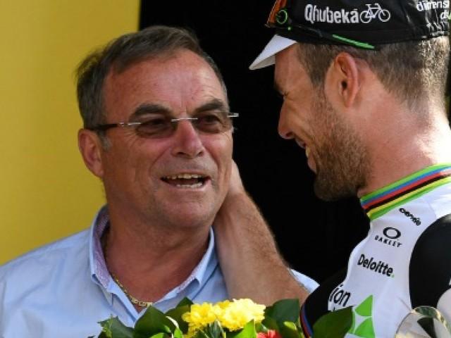 Tour de France: Hinault part pour mieux transmettre