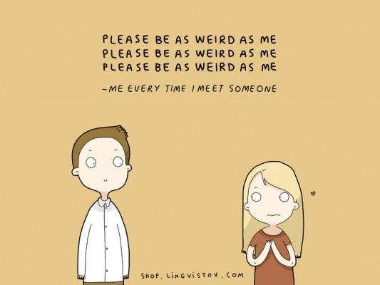 Top 10 des petites illustrations rigolotes d'une célibataire endurcie, pour les Bridget Jones en puissance