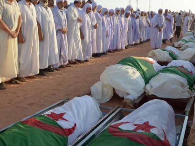 """""""Face au terrorisme, l'Algérie a besoin d'une riposte politique"""""""