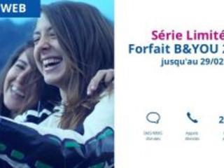 Promo forfait : 10 Go en 4G pour 6,99 euros par mois et musique illimitée