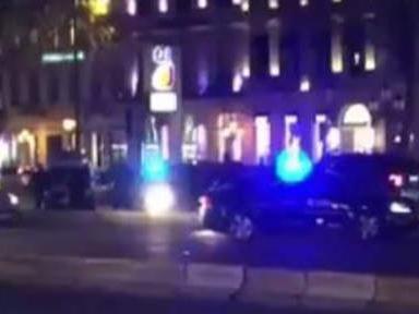 La police ouvre le feu sur des fuyards à Bruxelles