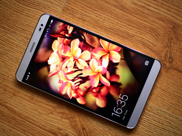 Test : Huawei (Honor) Mediapad X2