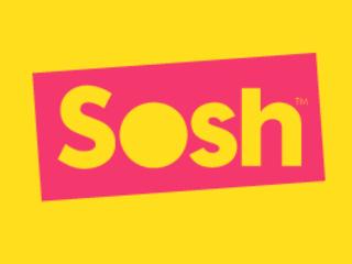 Sosh répond à Free Mobile, B&You et RED by SFR