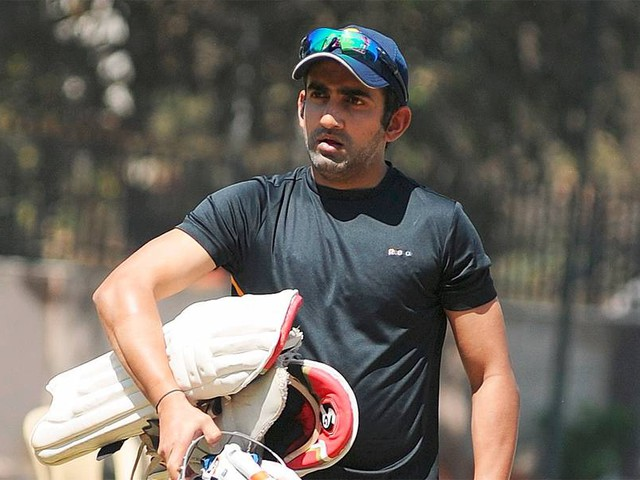 India v New Zealand: Gambhir recalled in place of injured KL Rahul