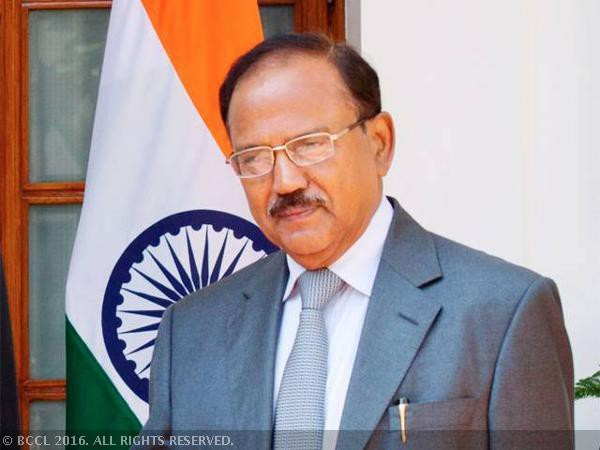 Deny terrorists weapons, funds and manpower: Ajit Doval, National Security Advisor