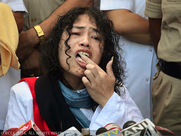 Fully prepared for the 2017 Manipur assembly polls, says Irom Sharmila
