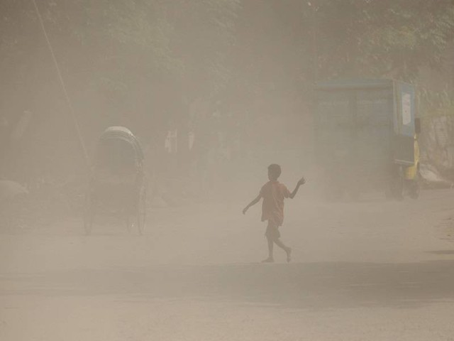 Over 90 per cent of world breathing bad air: WHO