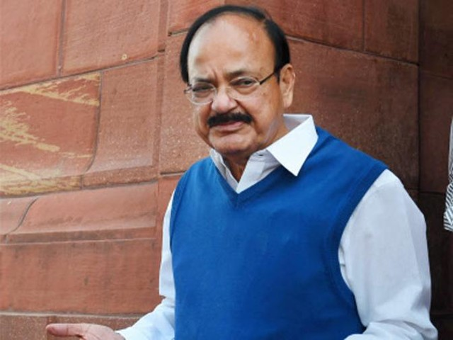 Why Opposition stalling Parliament if it want to raise people's issues: Venkaiah Naidu