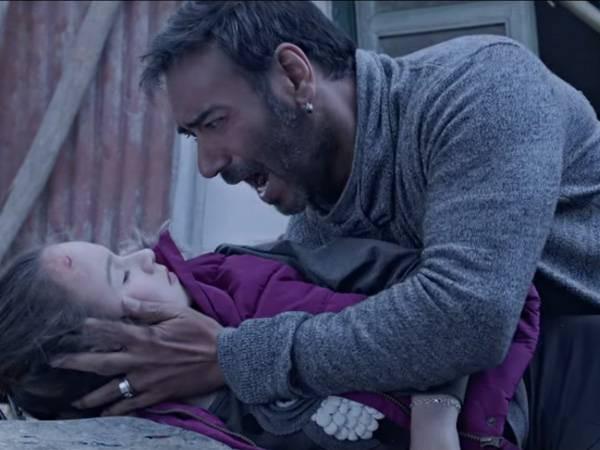 Watch: 'Shivaay' trailer 2 tugs on your heartstrings