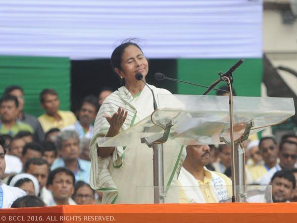 TMC MP equates Mamata Banerjee to Goddess Saraswati, Mother Teresa