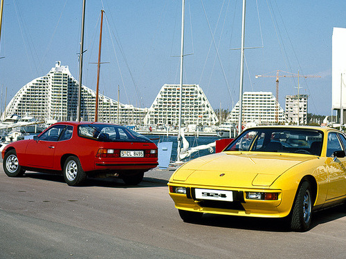 Porsche: la storia e la prova dei modelli Transaxle