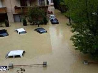 Bomba d'acqua sulle Marche. Due morti a Senigallia - VIDEO