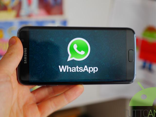 WhatsApp beta si arricchisce con un editor fotografico