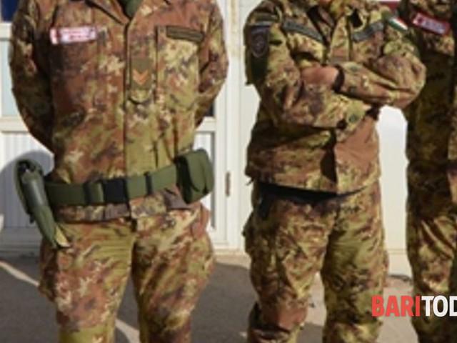 Afghanistan: personale barese del corpo militare della Croce Rossa Italiana da ieri ad Herat
