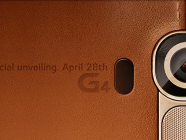 LG G4 avrà il retro in materiale similpelle