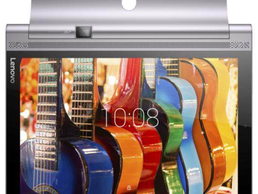 Lenovo presenta Yoga Tab 3 Pro, 8 e 10 pollici