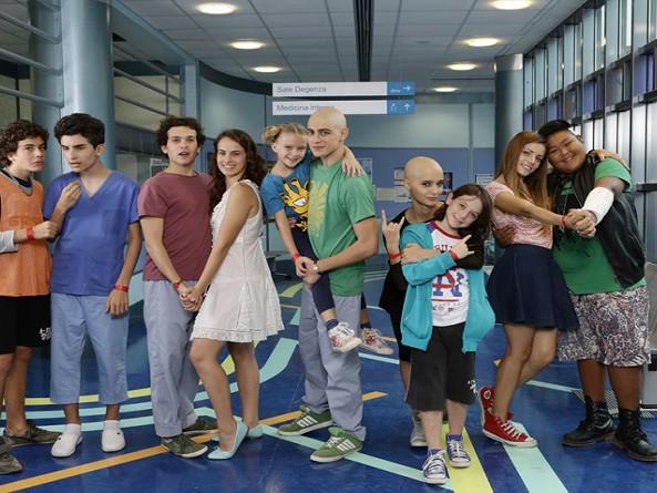 Braccialetti Rossi 3 cast: ecco la splendida iniziativa degli attori